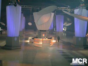 10er Mast Zelt - Großzelt