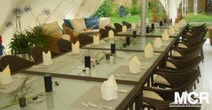 Event - vermietung von Pyramidenzelte