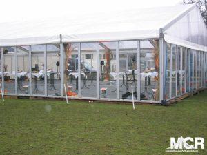 Impressionen Zelthalle